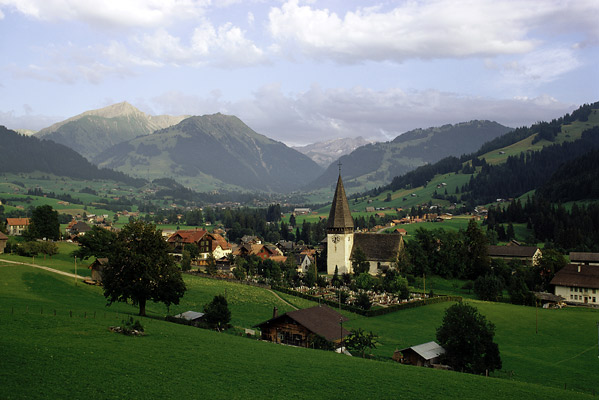 switzerland-village